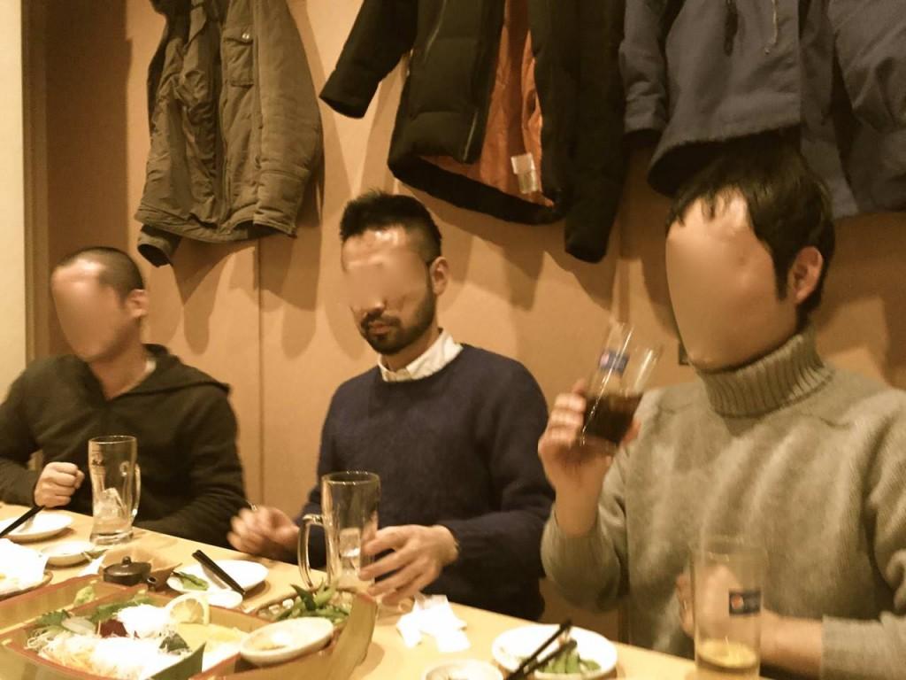 ミニマリストの男たち