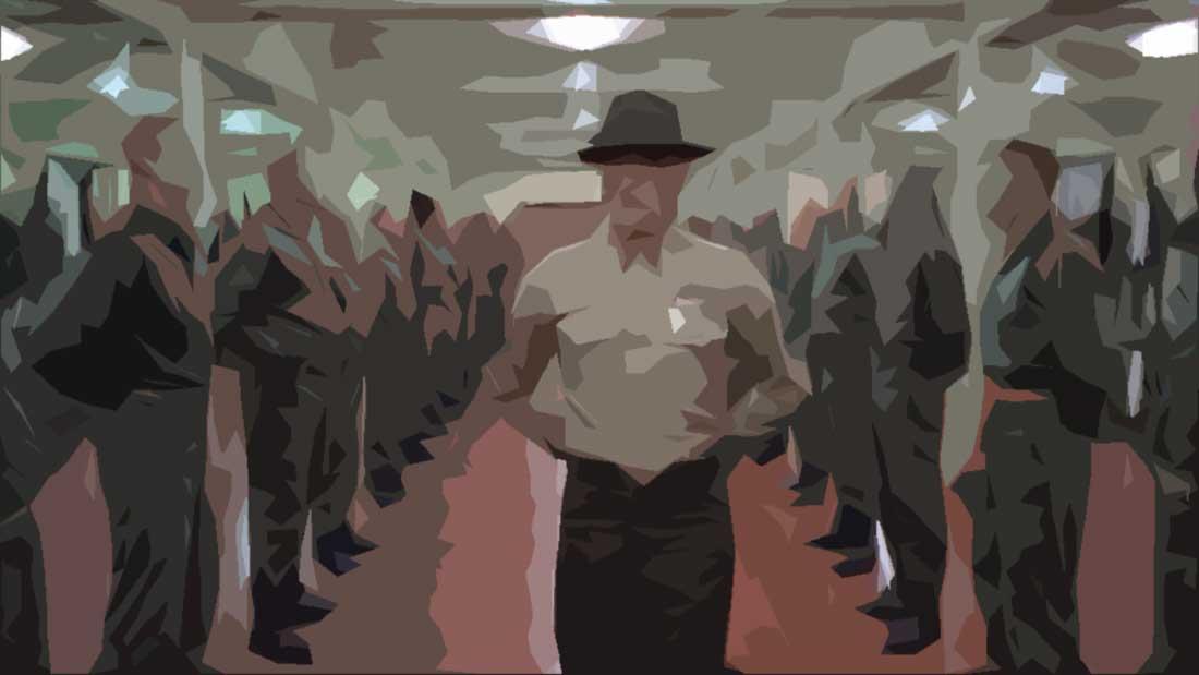 ハートマン軍曹